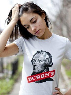 Hamilton: Burned