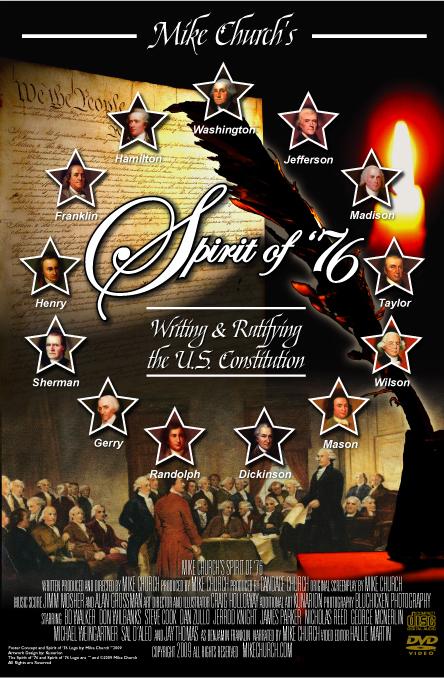 Spirit of 76 Poster