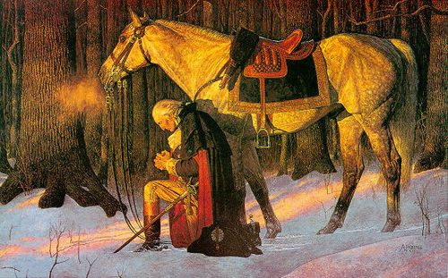 George Washington prayer