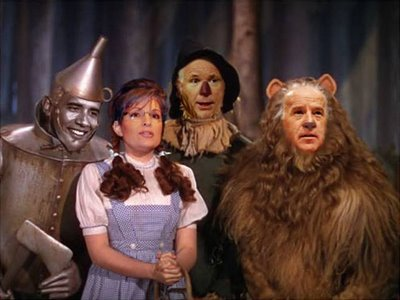 2008 Election Wizard of Oz