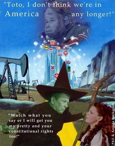 Wizard of Oz Bush